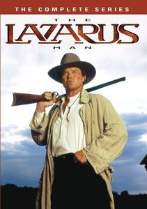The Lazarus Man: The Complete Series , Robert Urich