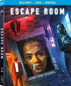 Escape Room , Deborah Ann Woll