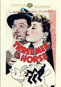 Three Men On A Horse , Frank McHugh