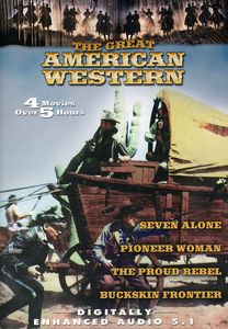 The Great American Western: Volume 15