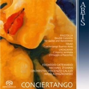 Conciertango: Guitar Concertos