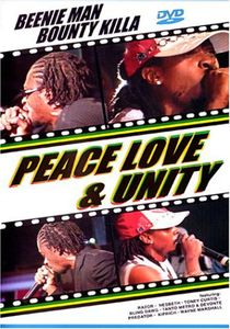 Peace Love and Unity