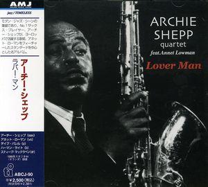 Lover Man [Import]