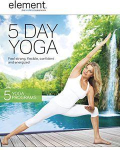 Element: 5 Day Yoga