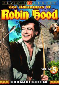 The Adventures of Robin Hood: Volume 5