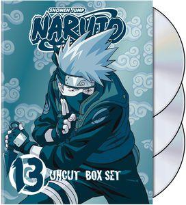 Naruto Uncut Box Set 13