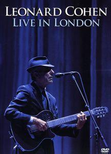 Live in London , Leonard Cohen
