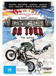 Crusty Demons on Tour: The Series [Import]