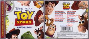 Toy Story Favoritos [Import]