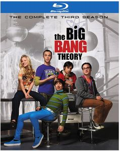 The Big Bang Theory: The Complete Third Season , Kaley Cuoco-Sweeting