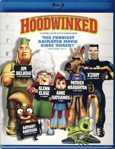Hoodwinked (2006) [Import]