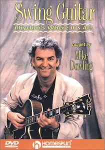 Swing Guitar: Volume 1: Rhythm's Where It's At!