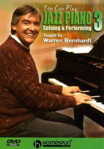 You Can Play Jazz Piano Vol. 3