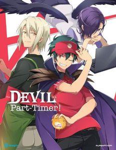 Devil Is a Part Timer: Complete Series