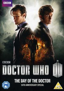 Doctor Who-50th Anniversary Release [Import]