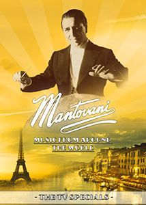 Music from Around the World-The Mantovani TV Speci [Import]