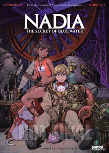 Nadia, Secret of Blue Water: Complete Collection