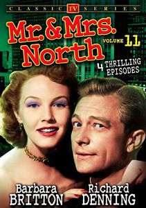 Mr. And Mrs. North: Volume 11