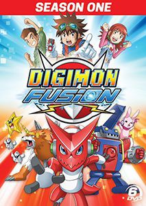 Digimon Fusion: Season 1