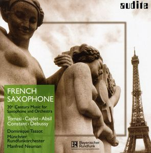 French Saxophone 20th Ctry Music Saxophone & Orch