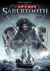 Captain Sabertooth & Treasure of Lama Rama