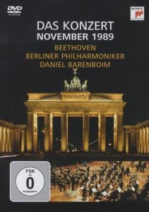 Das Konzert November 1989-Beethoven [Import]