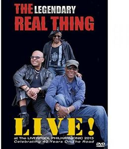 Live at the Liverpool Philharmonic 2013 [Import]