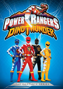 Power Rangers: Dino Thunder: The Complete Series