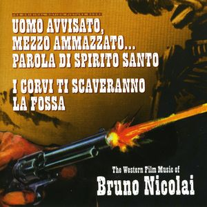 Western Film Music of Bruno Nicolai [Import]