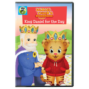 Daniel Tiger's Neighborhood: King Daniel for the Day