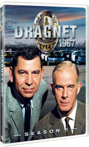 Dragnet 1967: Season 1