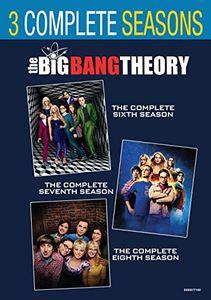 The Big Bang Theory: Seasons 6-8