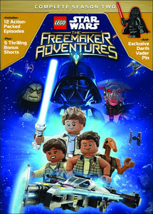 Lego Star Wars: Freemaker Adventures Season 2