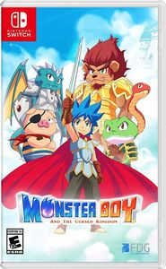 Monster Boy and the Cursed Kingdom for Nintendo Switch