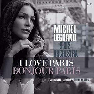I Love Paris /  Bonjour Paris [Import] , Michel Legrand