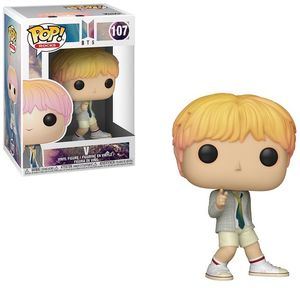 FUNKO POP! ROCKS: BTS - V