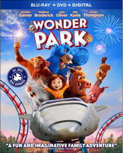 Wonder Park , Jennifer Garner