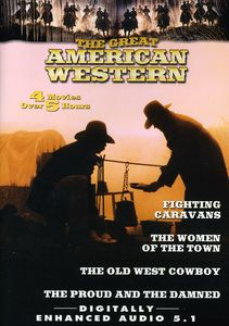 The Great American Western: Volume 16