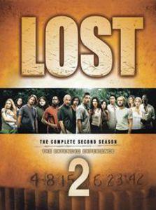 Lost: The Complete Second Season