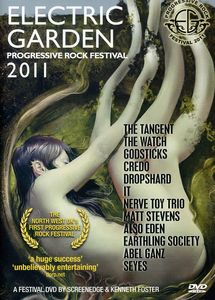 Electric Garden 2011: Live at the Progressive Rock Festival