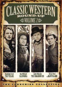 Classic Western Round-Up: Volume 2