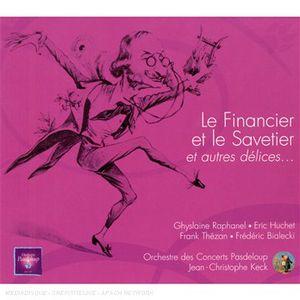 Offenbach: Le Financier Et Le Savetier