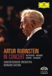 Artur Rubinstein in Concert