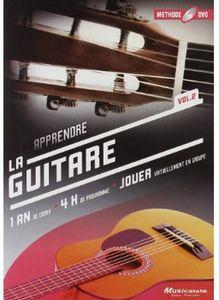 Vol. 2-Apprendre la Guitare [Import]