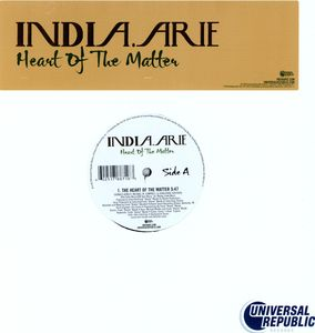 The Heart Of The Matter , India.Arie