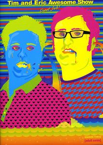 Tim and Eric Awesome Show, Great Job! Season 3