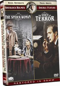 The Spider Woman /  Sherlock Holmes and the Voice of Terror