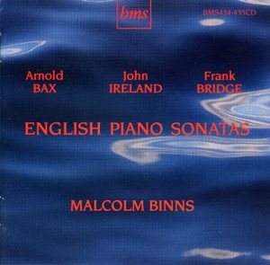 English Piano Sonatas