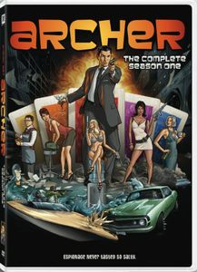 Archer: The Complete Season One , Jon Lajoie