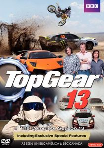 Top Gear 13: The Complete Season 13